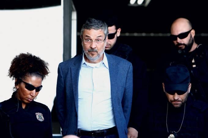 Antonio Palocci, preso há 214 dias