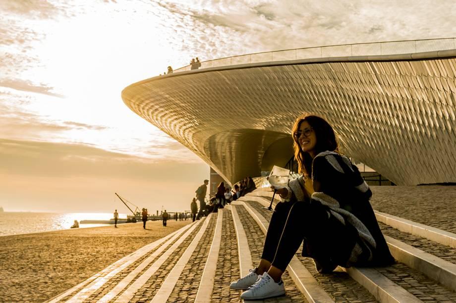 Museu de Arte, Arquitetura e Tecnologia (MAAT), em Lisboa