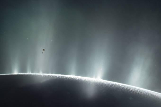 Nasa – Cassini