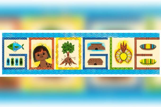 Google homenageia aniversário do Parque Indígena do Xingu