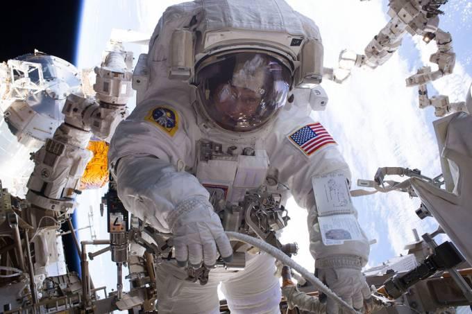 Astronauta Peggy Whitson bate recorde de tempo no espaço
