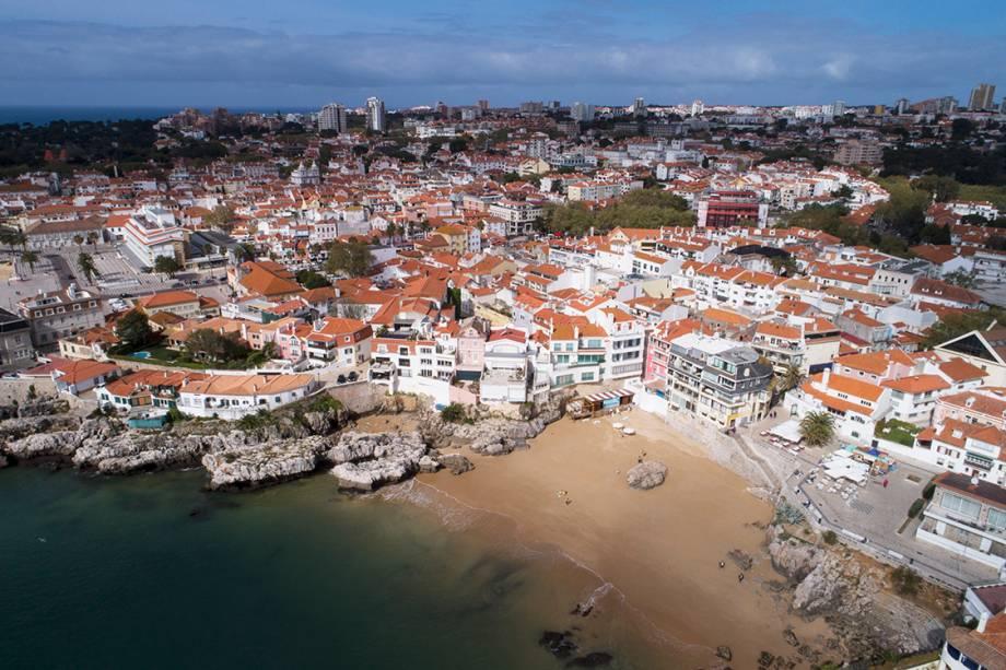 A região de Cascais em Lisboa