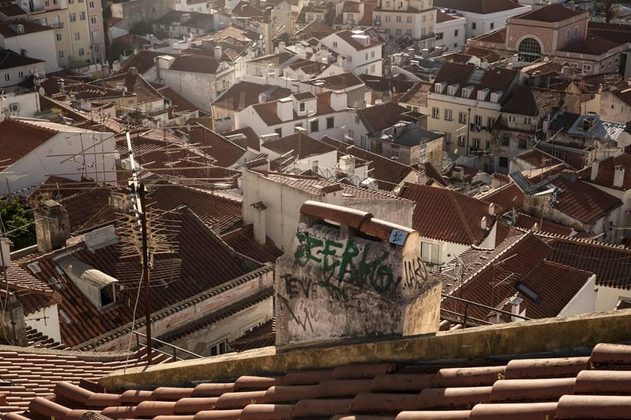 Alfama, bairro de Lisboa
