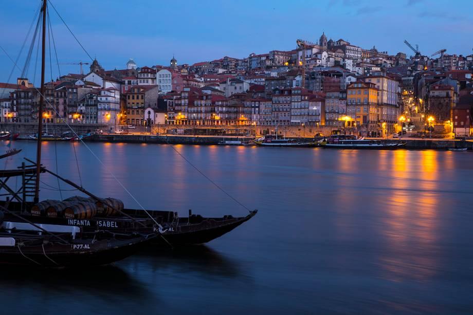 O centro de Porto