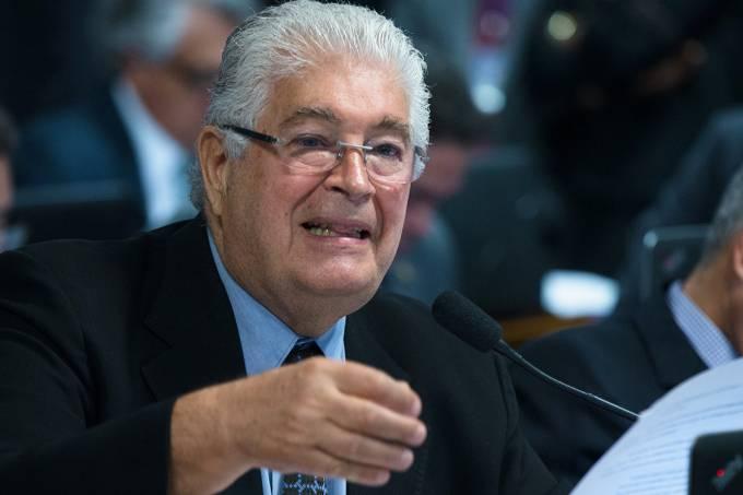 O Senador Roberto Requião (PMDB-PR)