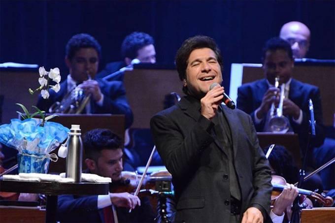 Show do cantor Daniel em Cuiabá (MT)