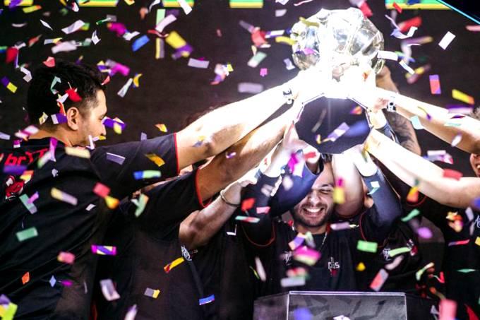 Red Canis vence o torneio de League Of Legends (LOL) neste sábado(8) em Recife