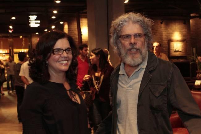 Vera Farjado e José Mayer
