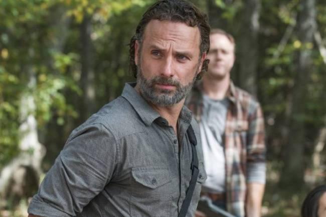 Cena de 'The Walking Dead'