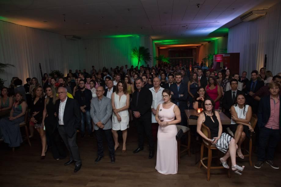 Veja Comer & Beber Cuiabá: festa de premiação reuniu 200 pessoas