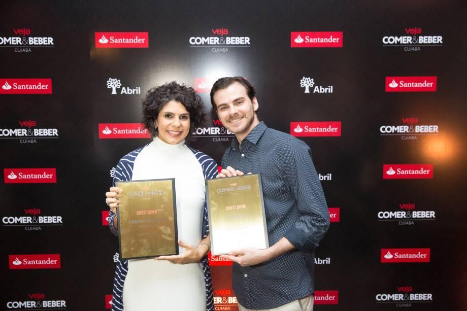 Ariani Malouf: a chef do ano