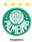 Estrelas aposentadas - Palmeiras