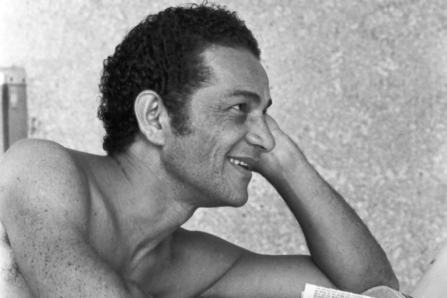 Nelson Xavier em 1978