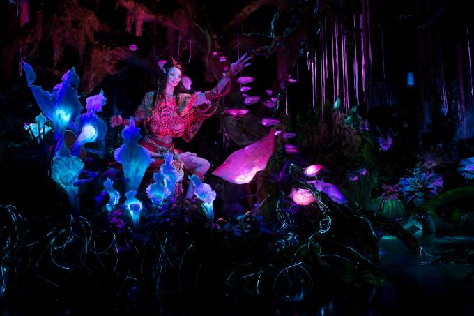 Na'vi River Journey at Pandora – The World of Avatar at Disney's Animal Kingdom
