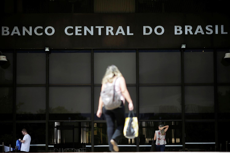 Sede do Banco Central, em Brasília - 16/05/2017