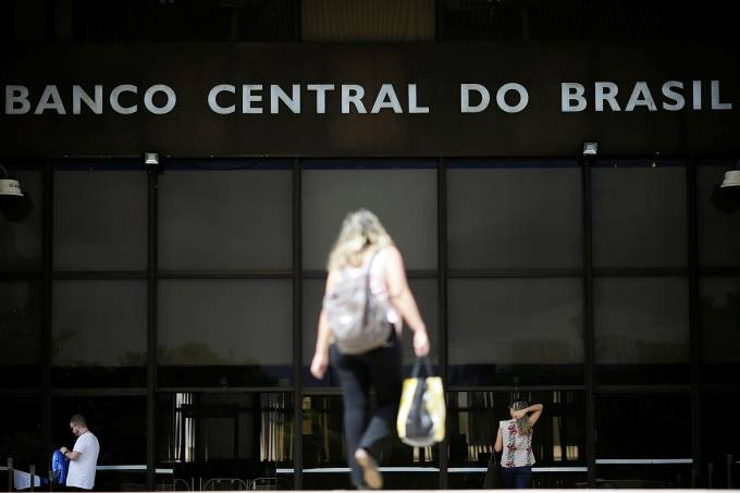 Sede do Banco Central, em Brasília – 16/05/2017