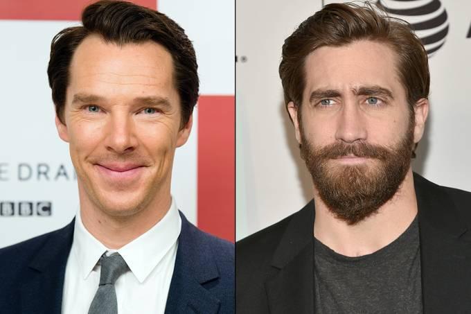 Benedict Cumberbatch e Jake Gyllenhal