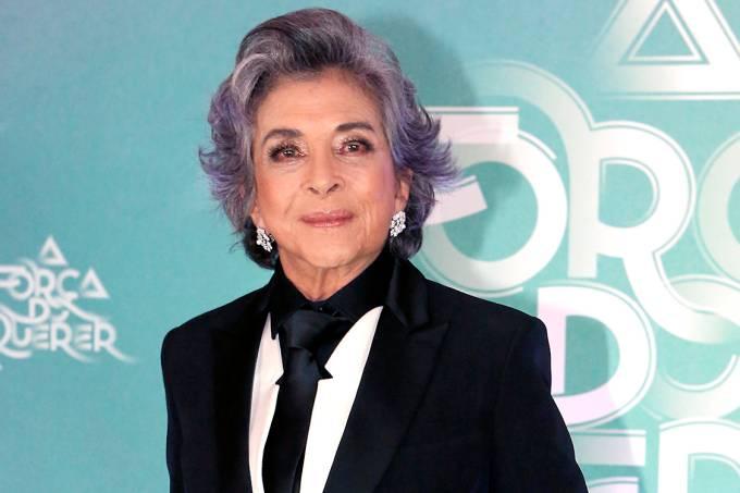 A atriz Betty Faria
