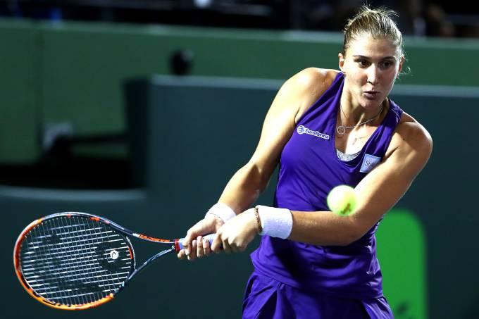 Beatriz Haddad Maia no Miami Open 2017