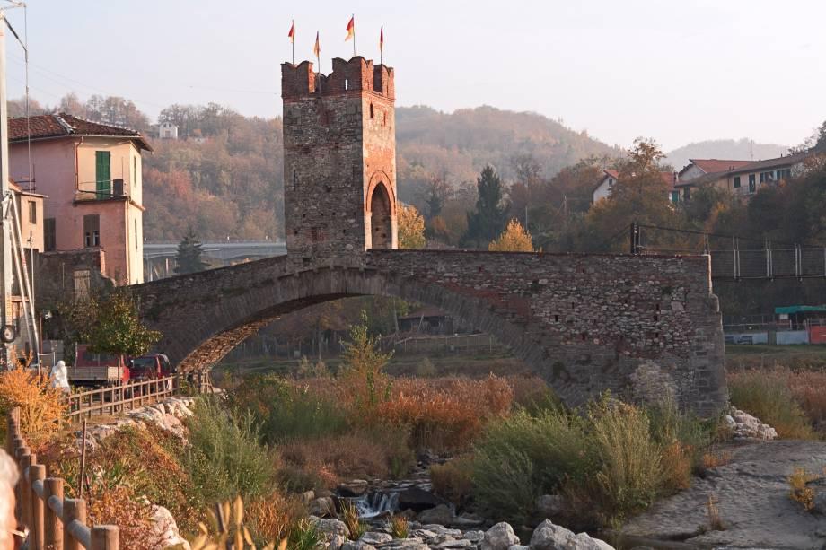 Cidade de Bormida, na Itália