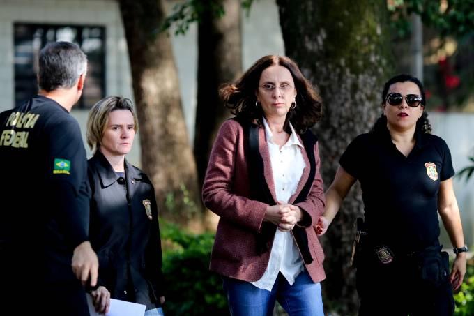 Andrea Neves, irmã do senador Aécio Neves