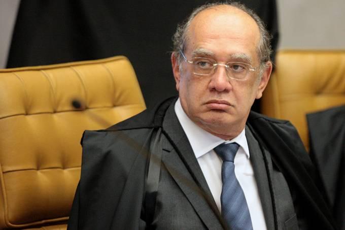 Ministro Gilmar Mendes do STF