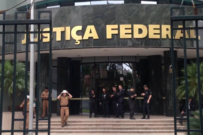 Segurança reforçada para receber Lula em Curitiba
