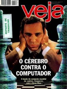 Capa de VEJA de 7 de maio de 1997