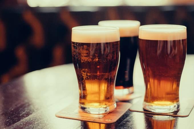 UBEReats: cerveja