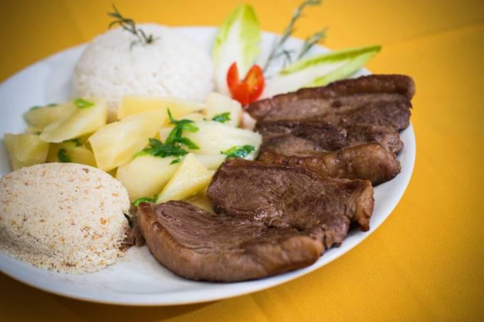 Choppao prato princiapl menu comer e beber cuiaba