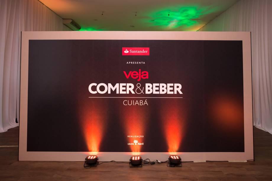 Prêmio VEJA COMER & BEBER Cuiabá: evento no Espaço Solari