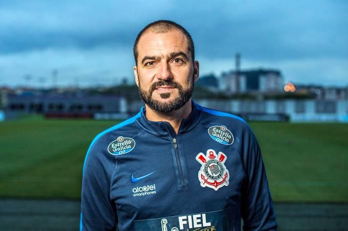 O jogador do Corinthians, Danilo