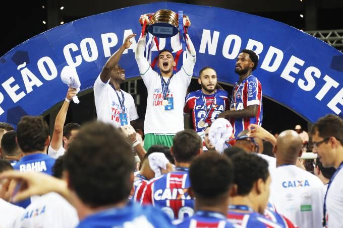 Bahia conquista a Copa do Nordeste