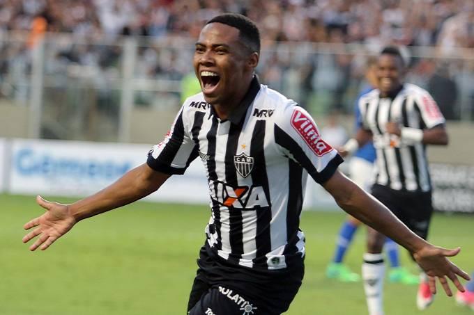 Atlético-MG vence Cruzeiro na final do Campeonato Mineiro