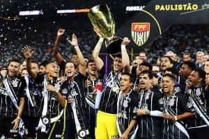 Corinthians é campeão paulista