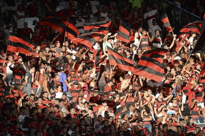 Fluminense e Flamengo na decisão do Carioca