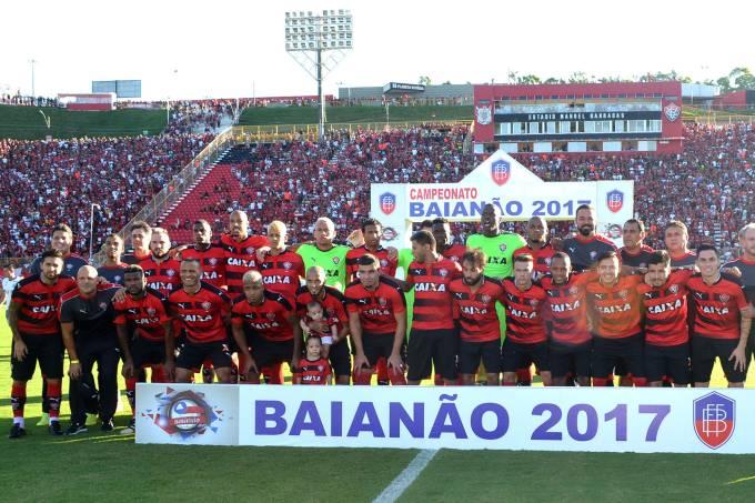 Vitória conquista o Campeonato Baiano