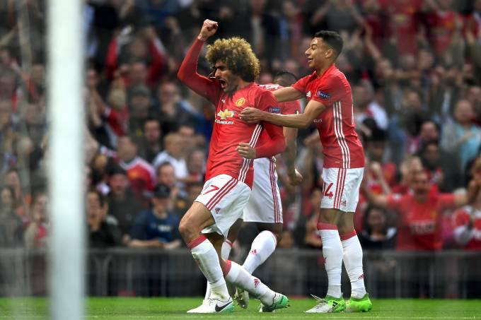Manchester United x Celta Vigo