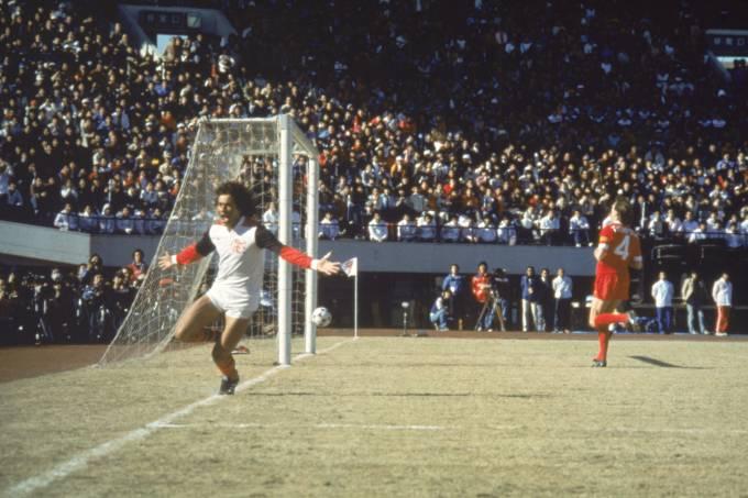 Flamengo campeão mundial em 1981