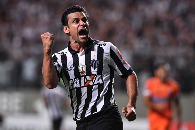 Fred, do Atlético Mineiro