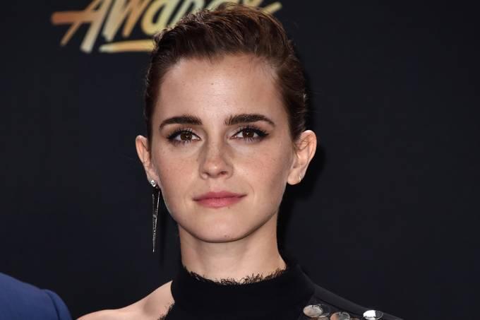 Emma Watson no MTV Movie and TV Awards 2017