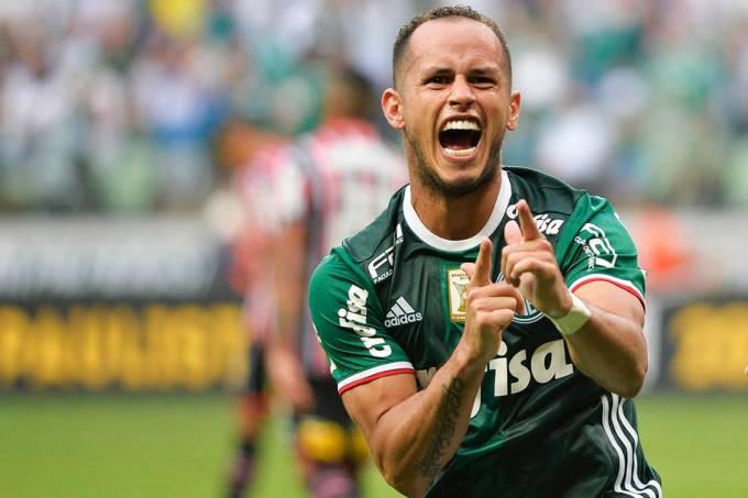 Alejandro Guerra, do Palmeiras