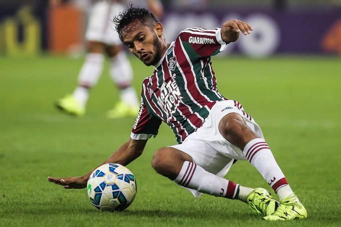 Gustavo Scarpa, do Fluminense