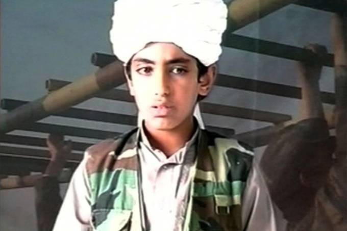 O filho de Osama Bin Laden, Hamza Bin Laden