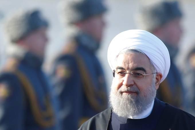 Hassan Rouhani tenta reeleição no Irã