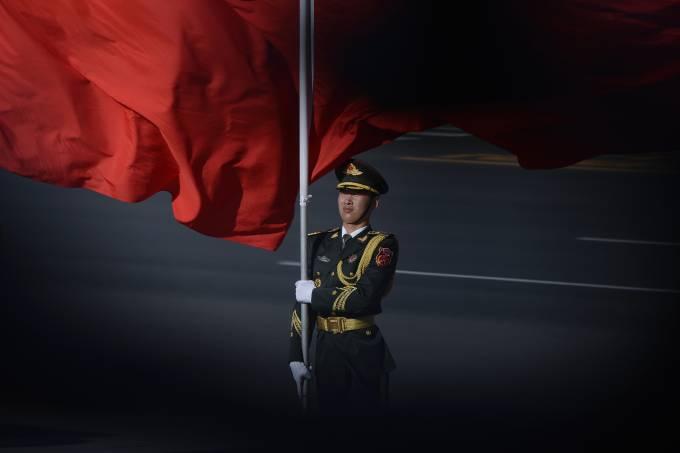 Guarda de honra chinesa