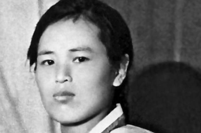 Kim Jung Suk, esposa de Kim Il Sung