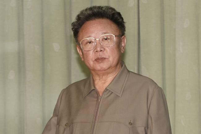 """Kim Jong-Il, o """"Querido líder"""" da Coreia do Norte"""