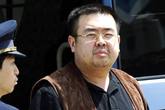 Kim Jong Nam, irmão de Kim Jong Un e filho de Kim Jong Il com Song Hye Rim
