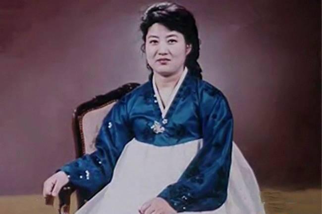 Ko Young-hee esposa de Kim Jong Il